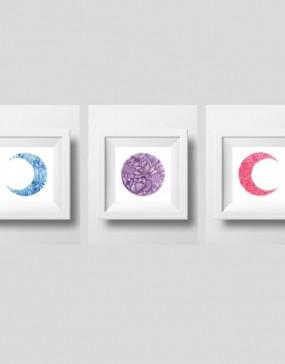 Trytique de Lunes