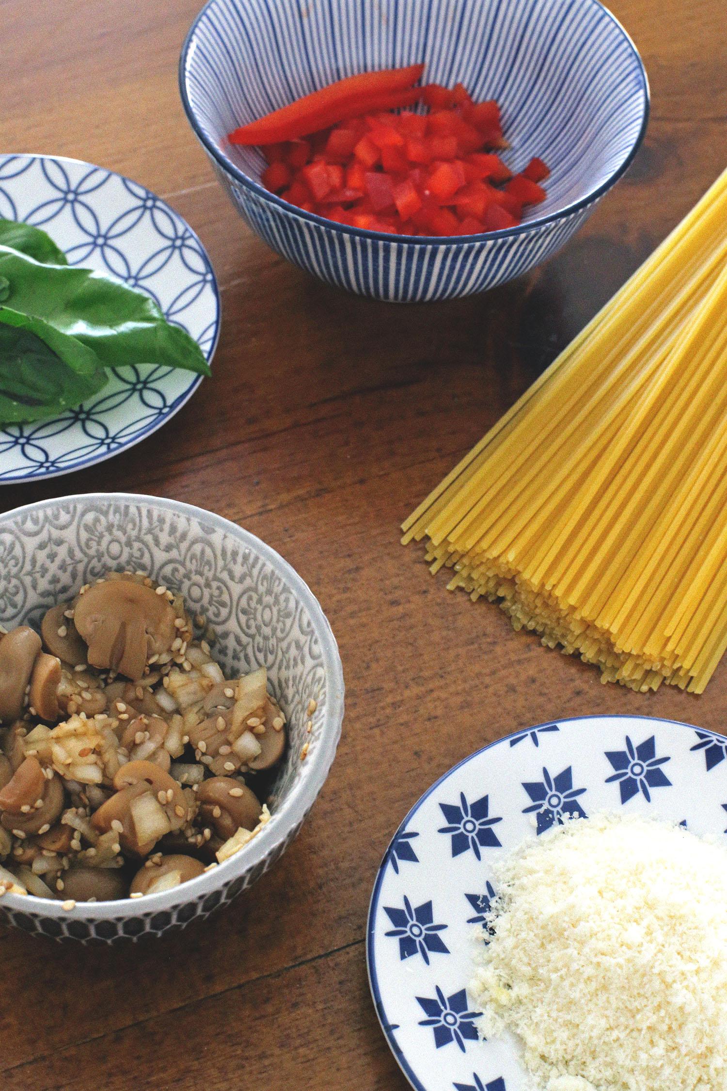 Lady-Biche-spaghetti-basilic-poivron-1